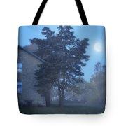 Early Morning Farmhouse Tote Bag
