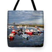 Early Morning Paddy's Hole Tote Bag