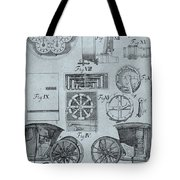 Early Odometer Tote Bag by Science Source