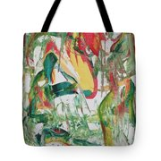 Earth Crisis Tote Bag by Ikahl Beckford