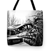 Earth Fights Back Tote Bag