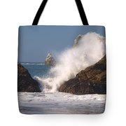 Earth Vs. Water Tote Bag