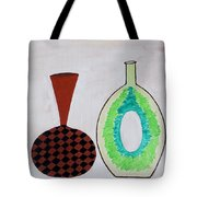 Earthen Decorative Pottery Tote Bag
