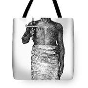 East Africa: Executioner Tote Bag