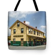 East Broad Top Station 1 Tote Bag