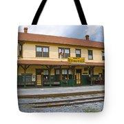 East Broad Top Station 2 Tote Bag