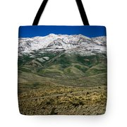 East Humboldt Range Tote Bag