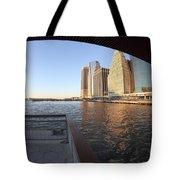 East River Tote Bag