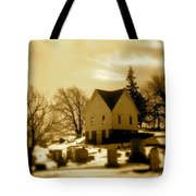 East Shelby Cemetary Tote Bag