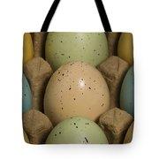 Easter Eggs Carton 1 A Tote Bag
