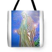 Easter Miracle Tote Bag