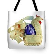 Easter Pullet Tote Bag