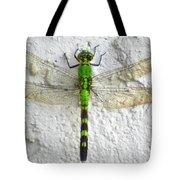 Eastern Pondhawk Dragonfly Tote Bag