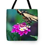 Eastern Tiger Swallowtail 8 Tote Bag