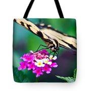 Eastern Tiger Swallowtail 9 Tote Bag