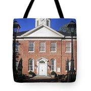 Easton Maryland Courthouse Tote Bag