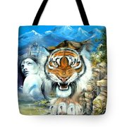 Easy Tiger Tote Bag