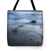 Ebb Stones Tote Bag by Mike  Dawson
