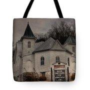Ebenezer Arp Church Tote Bag