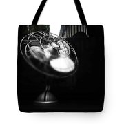Ebony Wind Tote Bag