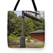 Ebt Water Column Tote Bag