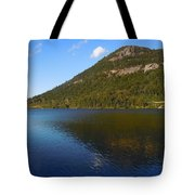 Echo Lake Franconia Notch New Hampshire Tote Bag