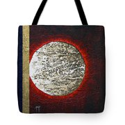 Eclips Of The Sun Tote Bag