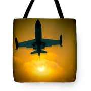 Eclipse Of The Sun Tote Bag