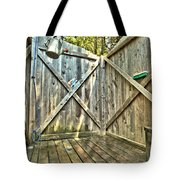 Eco Shower Tote Bag