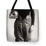 Eddie Mahan (1892-1951) Tote Bag