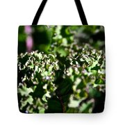 Edge Of Kale Tote Bag
