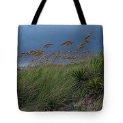 Edisto Oat Fields Tote Bag by Skip Willits