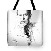 Edmund Clerihew Bentley Tote Bag