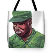 Eduardo Mondlane Tote Bag