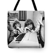Education: Computers, 1983 Tote Bag