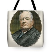 Edward Douglass White Tote Bag by Granger