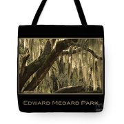 Edward Medard Park Tote Bag