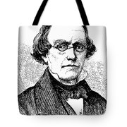 Edward Robinson (1794-1863) Tote Bag