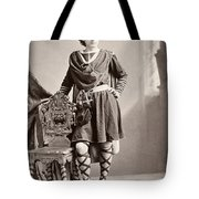 Edwin Booth (1833-1893) Tote Bag