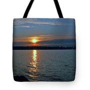 Egg Harbor Tote Bag