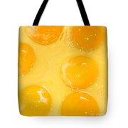 Eggs Yolk Tote Bag