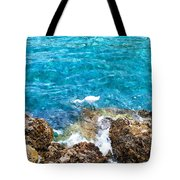 Egret Ewc Tote Bag
