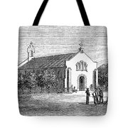 Egypt: El Guisr Church, 1869 Tote Bag