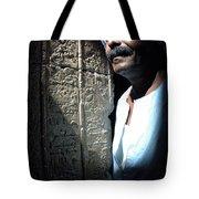 Egyptian Portrait 2 Tote Bag