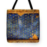 Egyption Night Sky Tote Bag