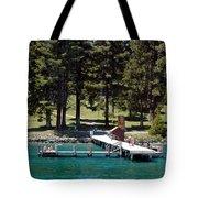 Ehrman Mansion Sugar Pine Point State Park Tote Bag