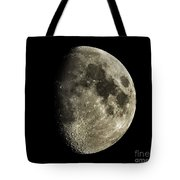Eight-day-old Moon Tote Bag