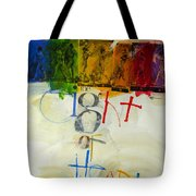 Eight Of Hearts 34-52 Tote Bag