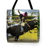 Rodeo Eight Seconds Tote Bag