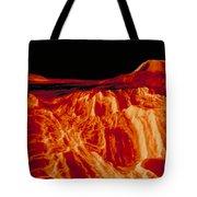 Eistla Regio Of Venus Tote Bag